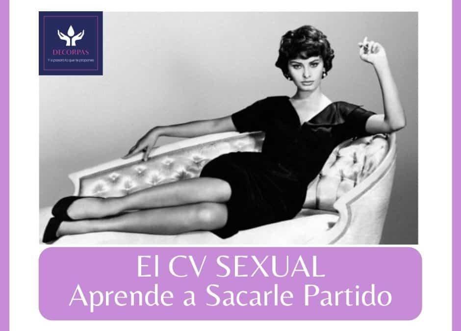 ¿Sabrías hacer tu CV sexual? Aprende a Sacarle Partido