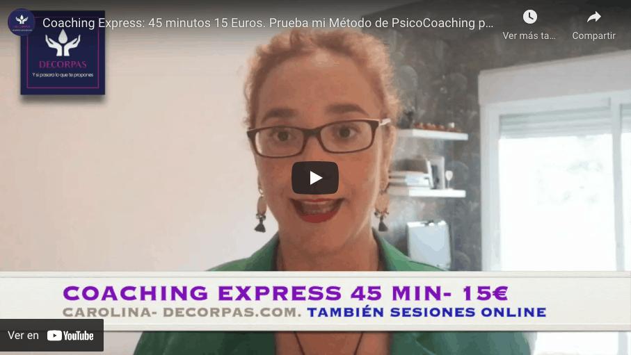 Coaching Express_45 minutos para conocer más tu reto