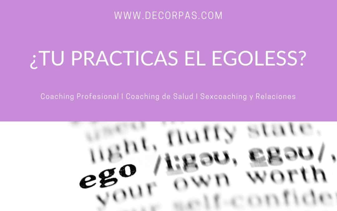 Mi gran amigo Egoless – el monstruo de mi autoestima